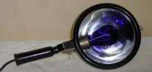 Blauw licht Coll.nr. 230