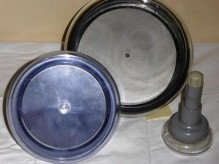 Discus-elektroden Coll.nr.:  219