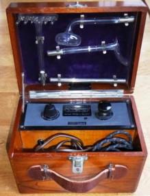 vitalator Rogers violet-ray